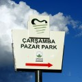 Çarşamba Pazar Park Katlı otopark